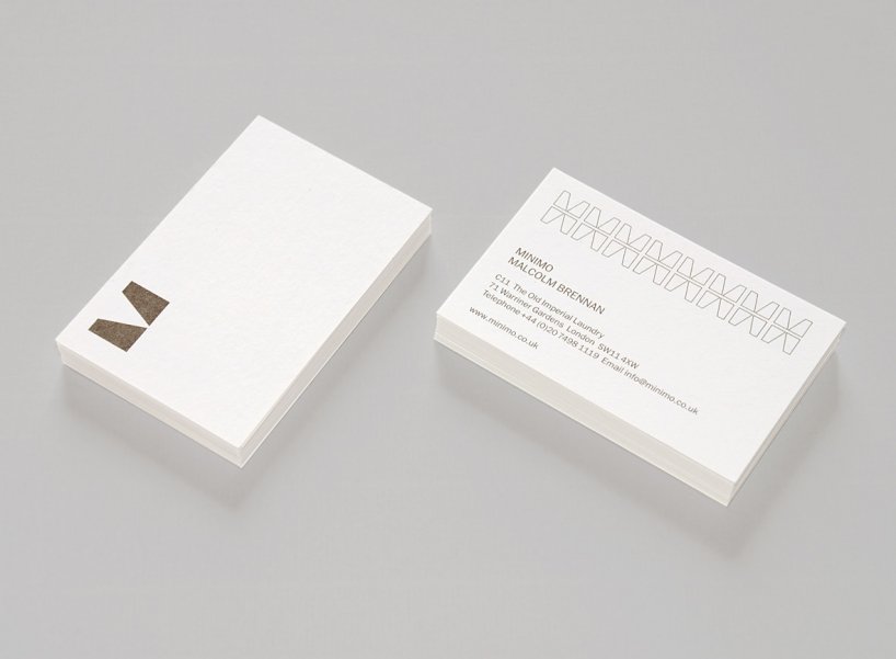 Minimo business cards