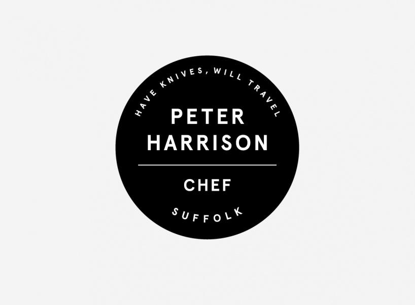 Peter Harrison, Chef - logo